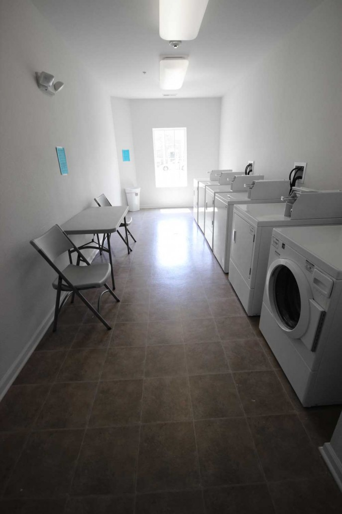 Community Laundry Room
